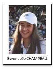 Gwenaelle CHAMPEAU - Juge depuis 2016